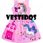 Vestidos de unicornio